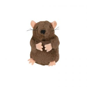 Trixie Mole with Microchip Catnip