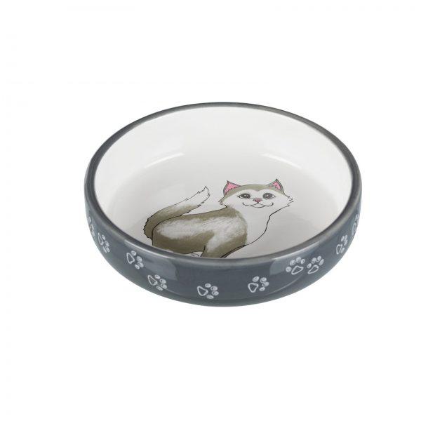 Trixie Ceramic Cat Bowl