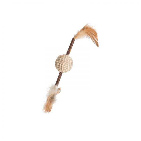 Trixie Metababi Feather Cat Toy