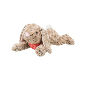 Trixie Rabbit Bunny Plush Dog Toy