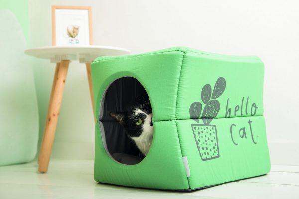 Beeztees Boxi Cat House