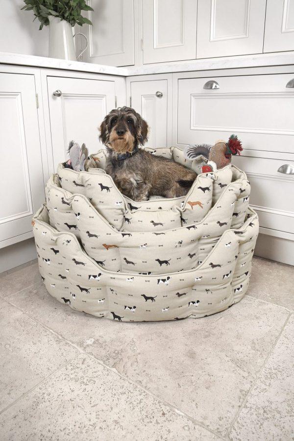 Sophie Allport Woof Dog Bed