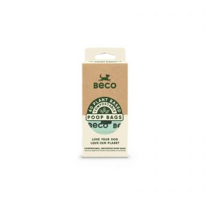 Beco Compostable Dog Poo bags 60