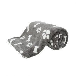 Trixie Kenny Blanket Grey